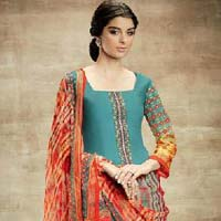 Pure Soft Cotton Casual Wear Salwar Kameez