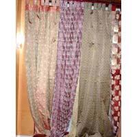 Curtain Fabric  Cf- 01