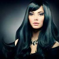 100% Chemical Free Black Hair Color