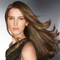 100% Chemical Free Brown Hair Color