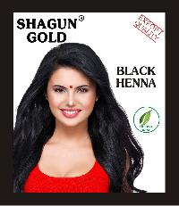 Heena Based Hair Color Black