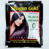 Herbal Black Henna Hair Dye