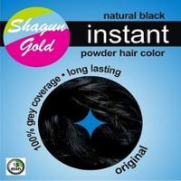 Instant Black Henna