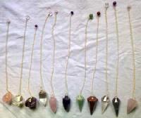 Gemstone Pendulum 05