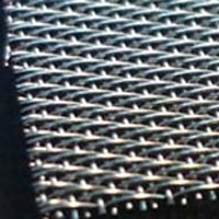 Stainless Steel Five Heddle Woven Mesh
