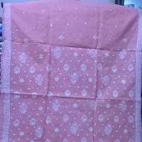 Cotton Chikan Saree
