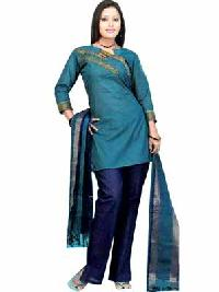 Silk Salwar Suits - Manufacturers, Suppliers & Exporters in India