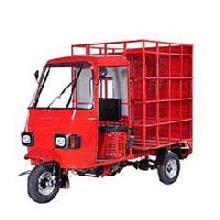 Three Wheeler Soft Drink Carrier