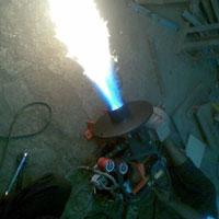 Gas Fired Burners