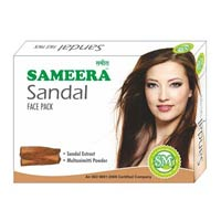 Sameera Sandal Face Pack - Manufacturer, Exporters and Wholesale Suppliers,  Rajasthan - SM Heena Industries