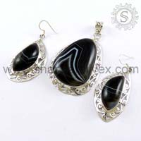 925 Sterling Silver Jewelry 3SCB1074-2