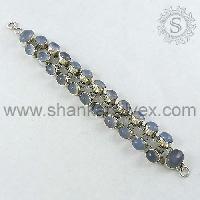 BRCB1035-2 Sterling Silver Bracelets