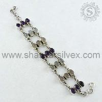 BRCB1035-3 Sterling Silver Bracelets
