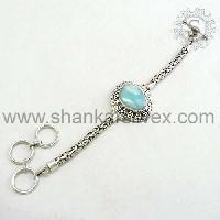 BRCB1046-1 Sterling Silver Bracelets