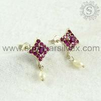 925 Sterling Silver Jewelry ERCB1508-1