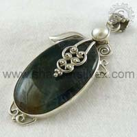 925 Sterling Silver Jewelry PNCB1009-7