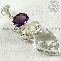 925 Sterling Silver Jewelry-pncc2001-4