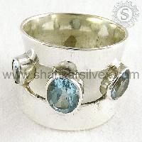 RNCT1249-3 Sterling Silver Ring