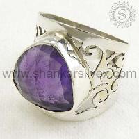 RNCT1262-14 Sterling Silver Ring