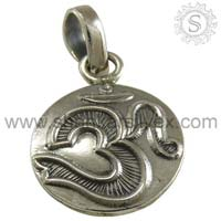 Sterling Silver Necklaces PNPS1095-27
