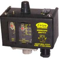 EX Series Adjustable Differential Pressure Switch