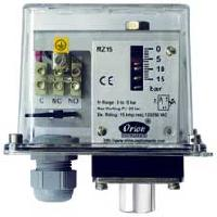 Mz Series Fixed Differential Pressure Switch