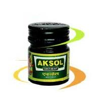 Aksol Ointment - M/s. Mehta Surgicare Pvt. Ltd.