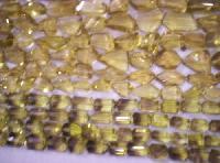 Gemstone  Beads - 10