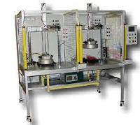 Helium Leak Testing Machine