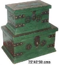 Wooden Box Sac 009