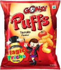 Goalzy Magic Puffs Tomato