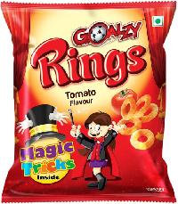 Goalzy Magic Rings Tomato