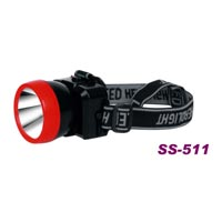 Single LED Rechargeable Torch
