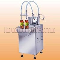 Semi Automatic Volumetric Filling Machine