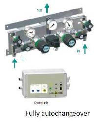 Fully Auto Changeover Gas Panel