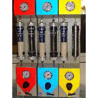 Gas Control Purification Panel