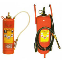 Bc Dry Chemical Fire Extinguisher