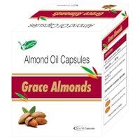 Almond Oil Capsule