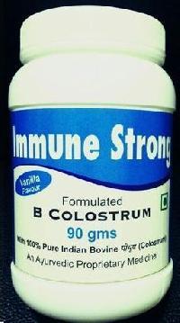Bovine Colostrum Vanilla Powder