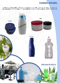 Cream Manufacturing Plants, Lotion Manufacturing Plants