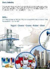 Uht Milk Processing Lines