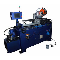 Fully Automatic Pipe Cutting Machine (325 At H)