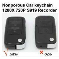 Spy Car Keychain Camera