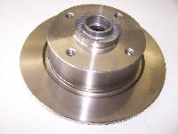 Air Cooled Brake Discs