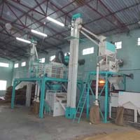 Dehulled Sesame Seed Plant Machinery