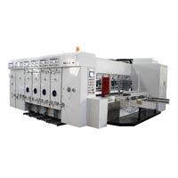 Automatic Flexo Printing And Slotting Machine