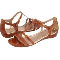 Ladies Leather Footwear