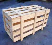Wooden Crate (02)