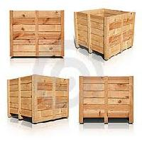 Wooden Crate (03)
