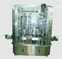 Automatic Monoblock Liquid Filling Machine